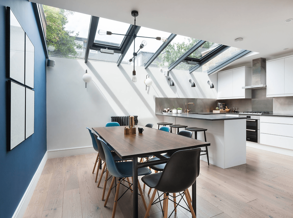modern kitchen decor