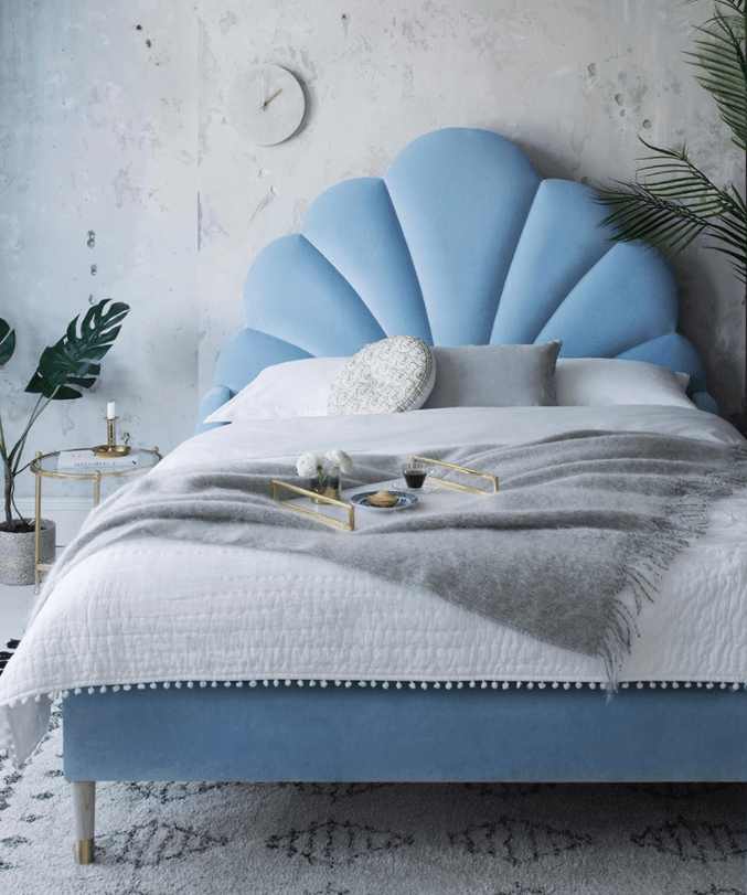 Luxury bed makers designer beds Ariel bed by Sweetpea & Willow