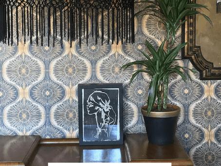 Wallpaper focus: Woodchip & Magnolia x Anna Hayman