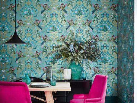 Little Greene Wallpaper V collection