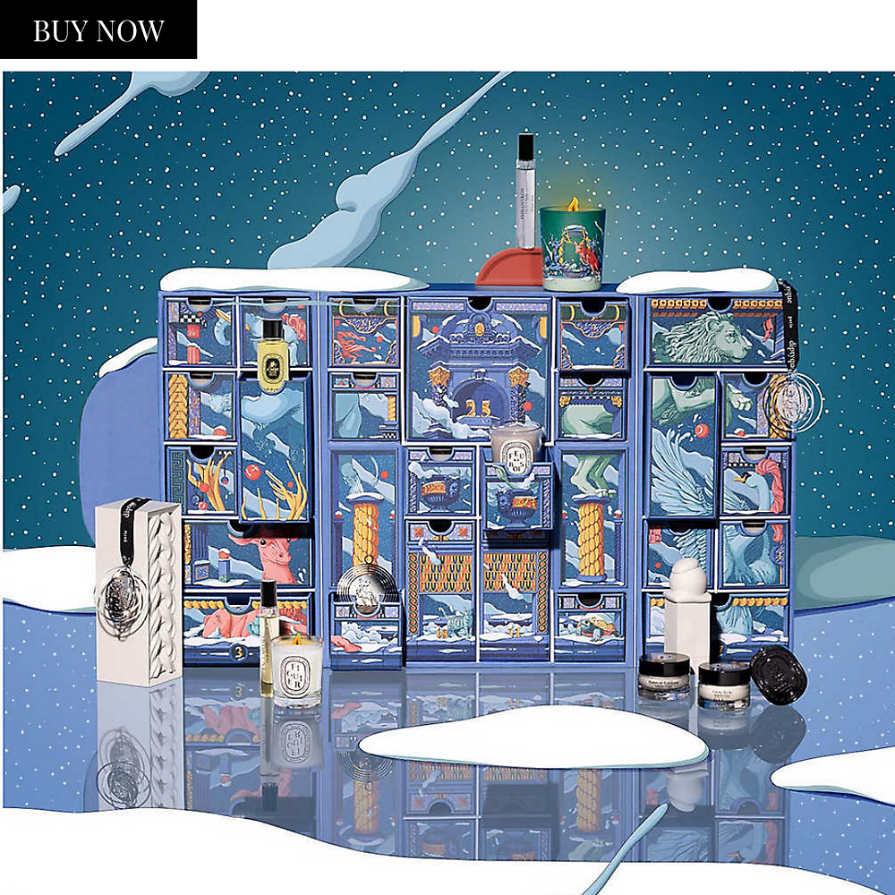 DIPTYQUE Limited-edition advent calendar 2020