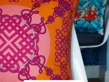 We have cushion fever and want to pass it on!