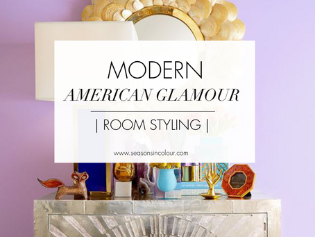 How to Rock Modern American Glamour