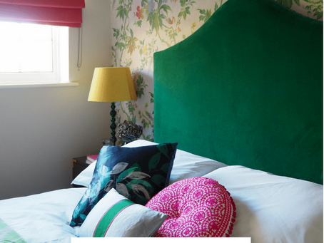 My Madcap guest bedroom makeover