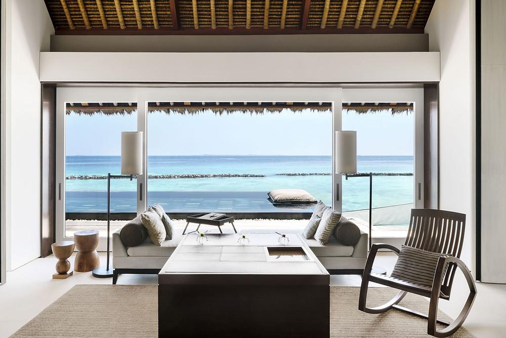 cheval blanc randheli maldives sea view villa