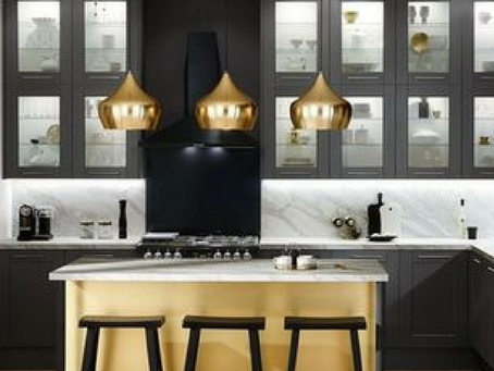 How to nail the monochrome kitchen trend