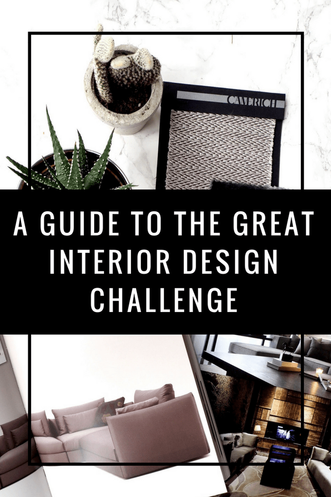 Last week saw the return of the Great Interior Design Challenge (