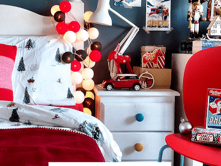 Give your kids room the Alpine feel