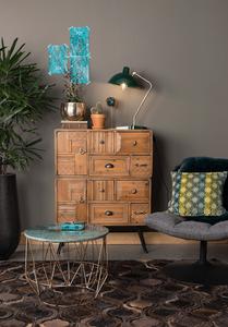 Dutchbone living room furnishing eclectic meets industrial decor styling