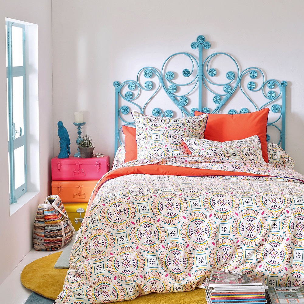 Bedroom: new linen collections for SS17 La Redoute