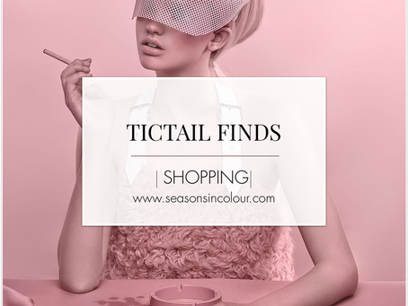 Tictail Finds