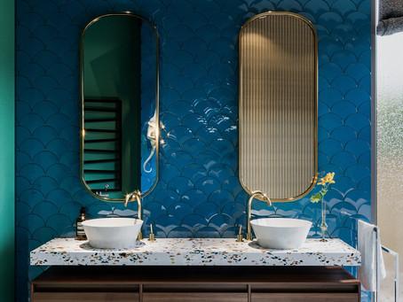 Terrazzo Bathrooms