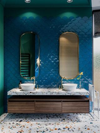 Terrazzo Bathrooms Tiles And Sinks