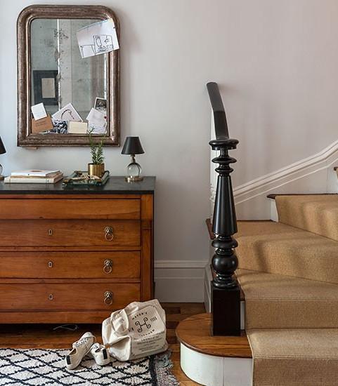 House Tour - smart New York brownstone