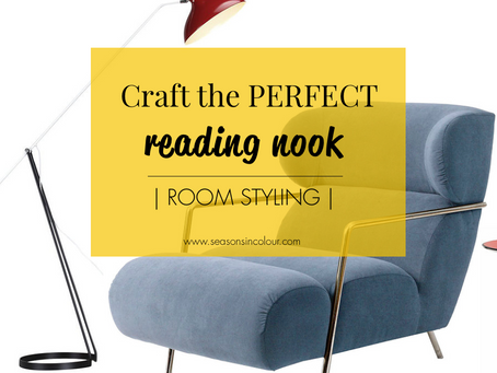 Craft the perfect reading nook