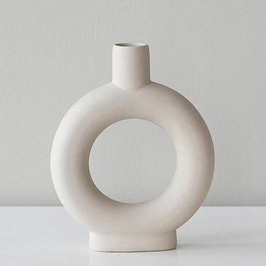 Ceramic Minimalist vase