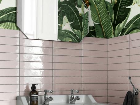 Bathroom tiles - SS18