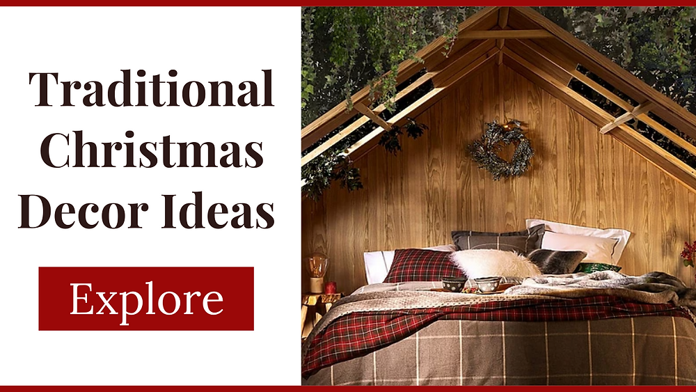 Explore ideas about traditional Christmas Decor with rustic vibes