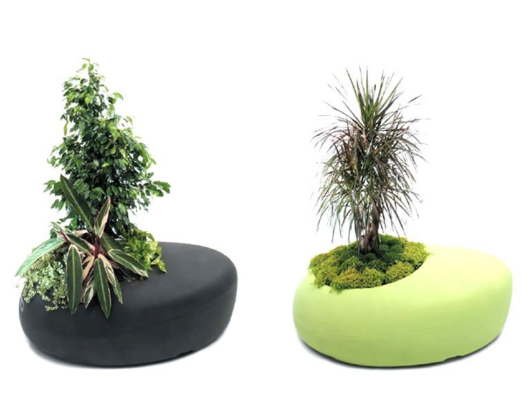 Flower pot/outdoor chair