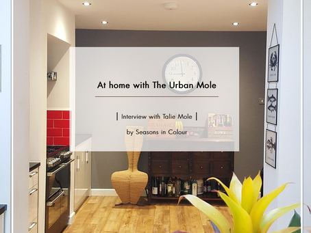At home with The Urban Mole