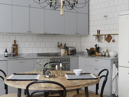 Scandinavian homes - Thonet Bistro chair