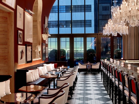 DESIGN + TRAVEL: HOTEL BACCARAT
