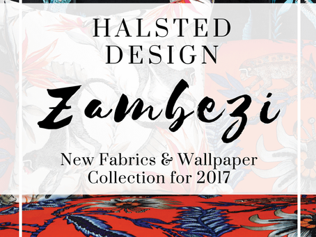 Straight out of the Savannah - Zambezi by Halsted Design