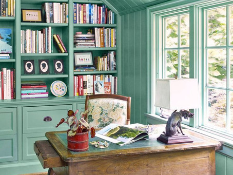 The Top 20 Green Paint colours of all time