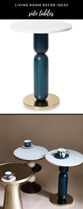 Pila Side Table SS18 Oliver Bonas interior decor ideas