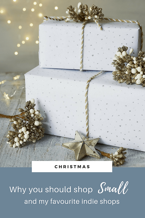 Why you supprt small localbusinesses this Christmas