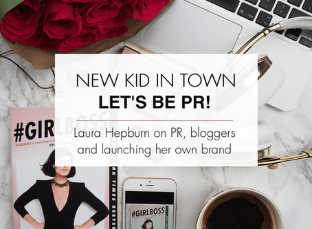 Let's be PR - The Launch