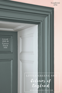 Little Greene Colours of England