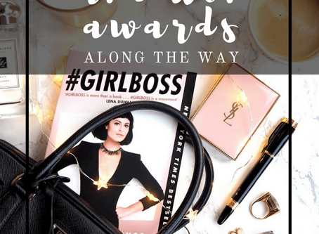 How to grow your blog and win awards along the way
