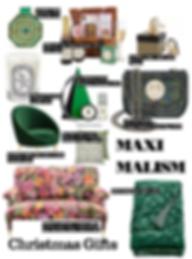 Maxmalist Gift Guide Season in Colour