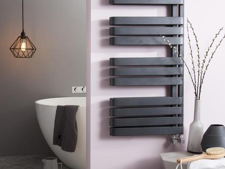 Radiators - bathroom trends 2019