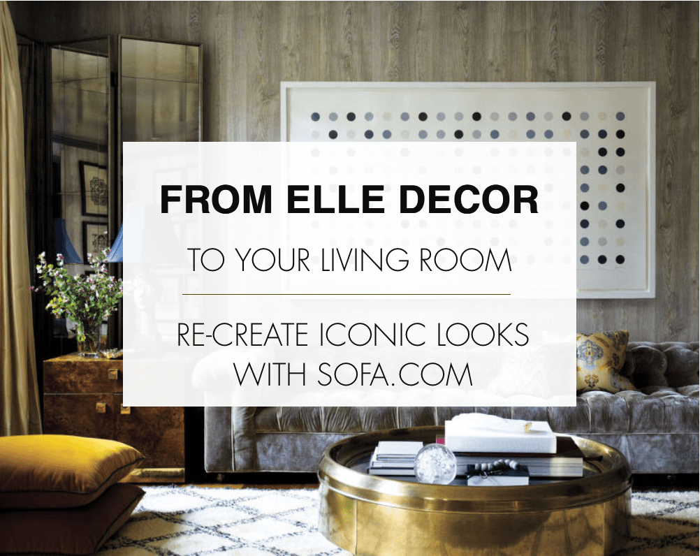 From ELLE Decor to your Living Room   Seasons in Colour   Interior ...