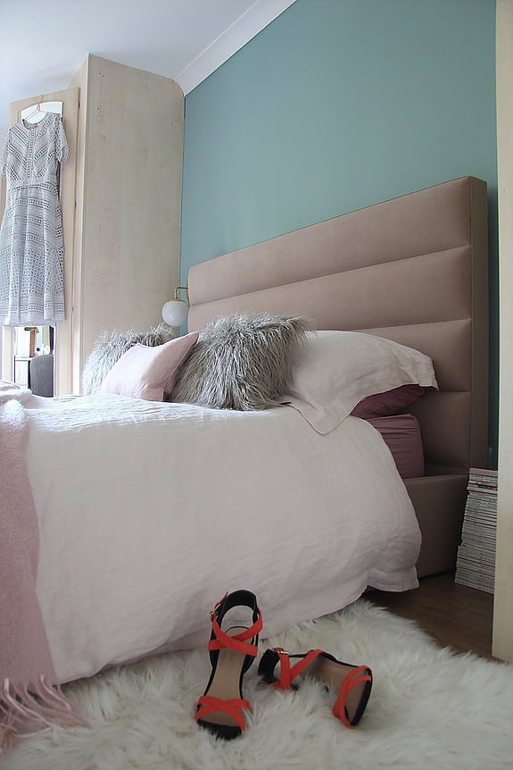Bedroom: new linen collections for SS17 Soak and Sleep French Linen Blush