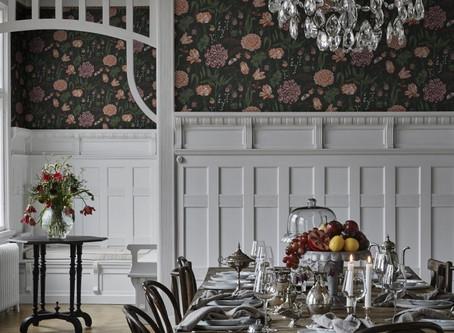 Wallpaper ideas for Scandi Style Decor