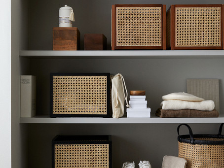 De-clutter your home with smart storage solutions