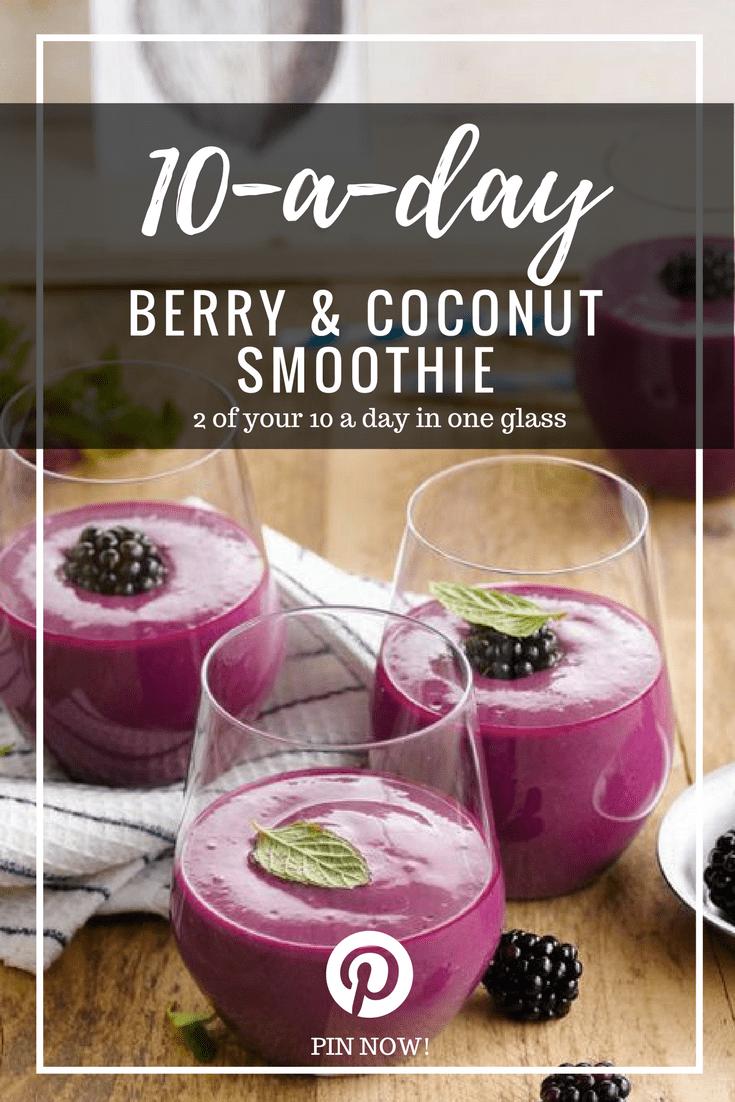 10 A DAY healthy recipes ideas