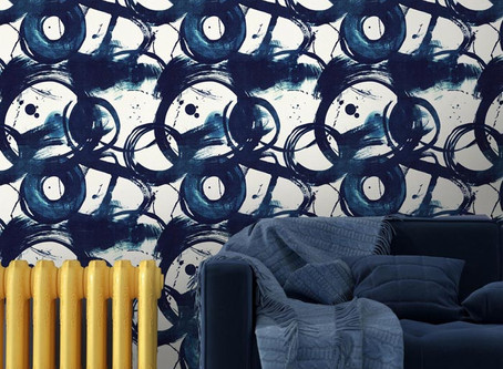Which wallpaper should I use in a teenager's room?
