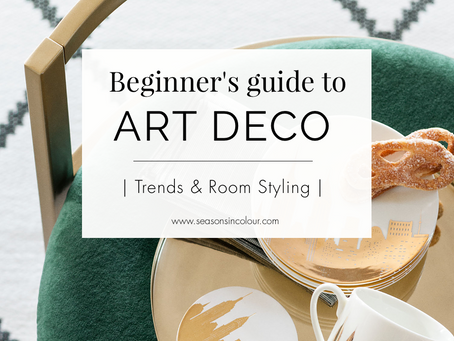 Beginners guide to Art Deco!
