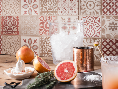 Working colour in your home through tiles