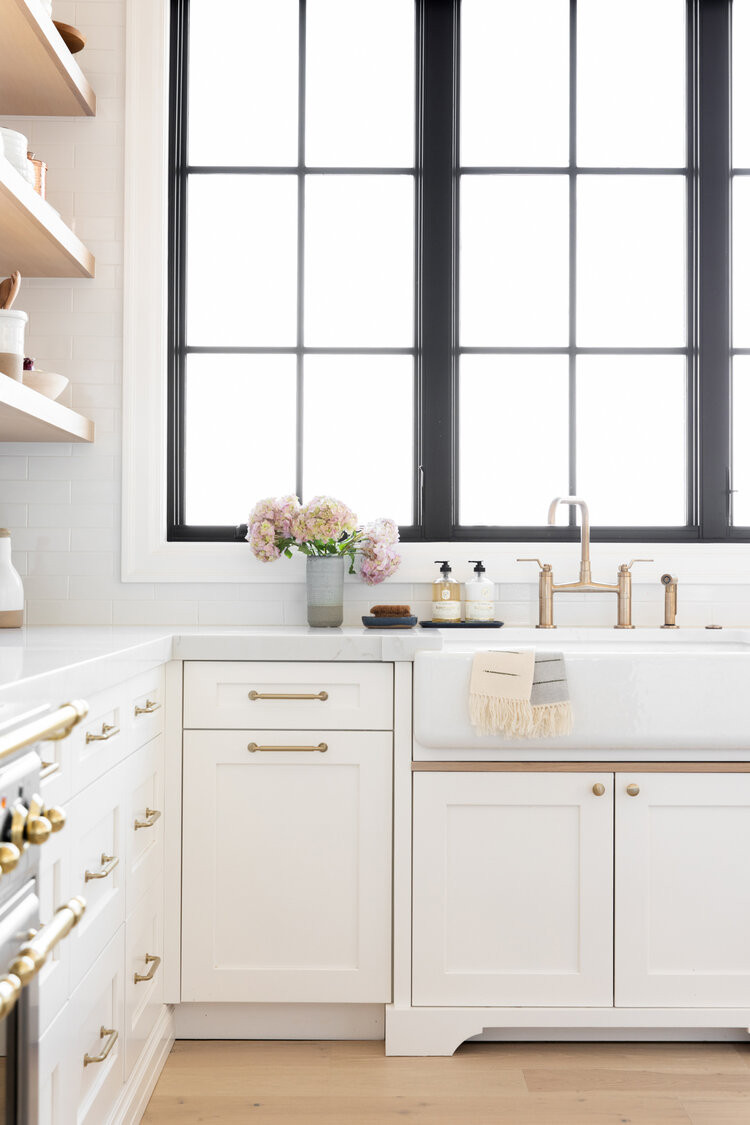 20 White Kitchen Design Ideas white cabinets in kitchen studio mcgee