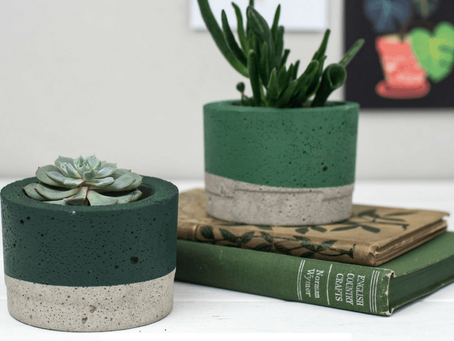 All the trendy plant pots we're loving right now