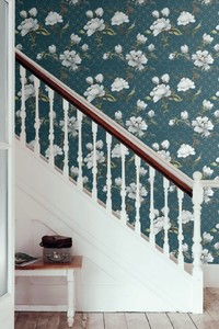 Gypsy byPetronella Hall floral wallpaper