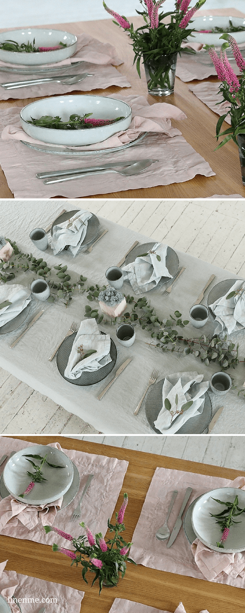 Linenme.com table linen placemats