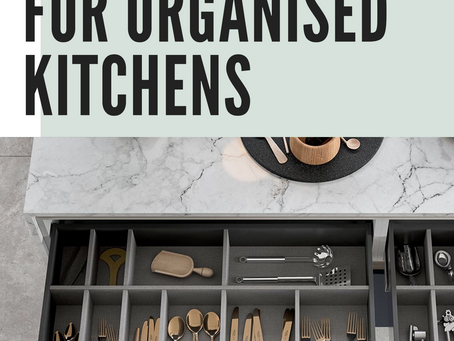 9 Practical Ideas How to Keep Your Kitchen in Order
