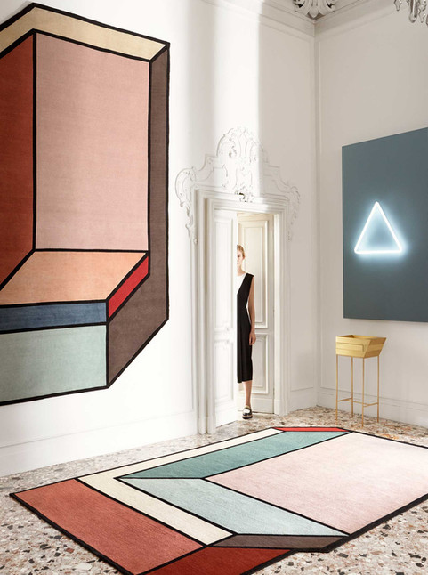 20+ Geometric Rugs for all budgets