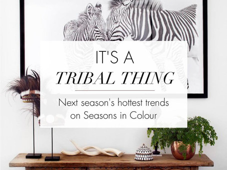 MODERN TRIBAL - Trends